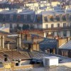 PARIS TACKLES RADIATION FROM THE ROOFS